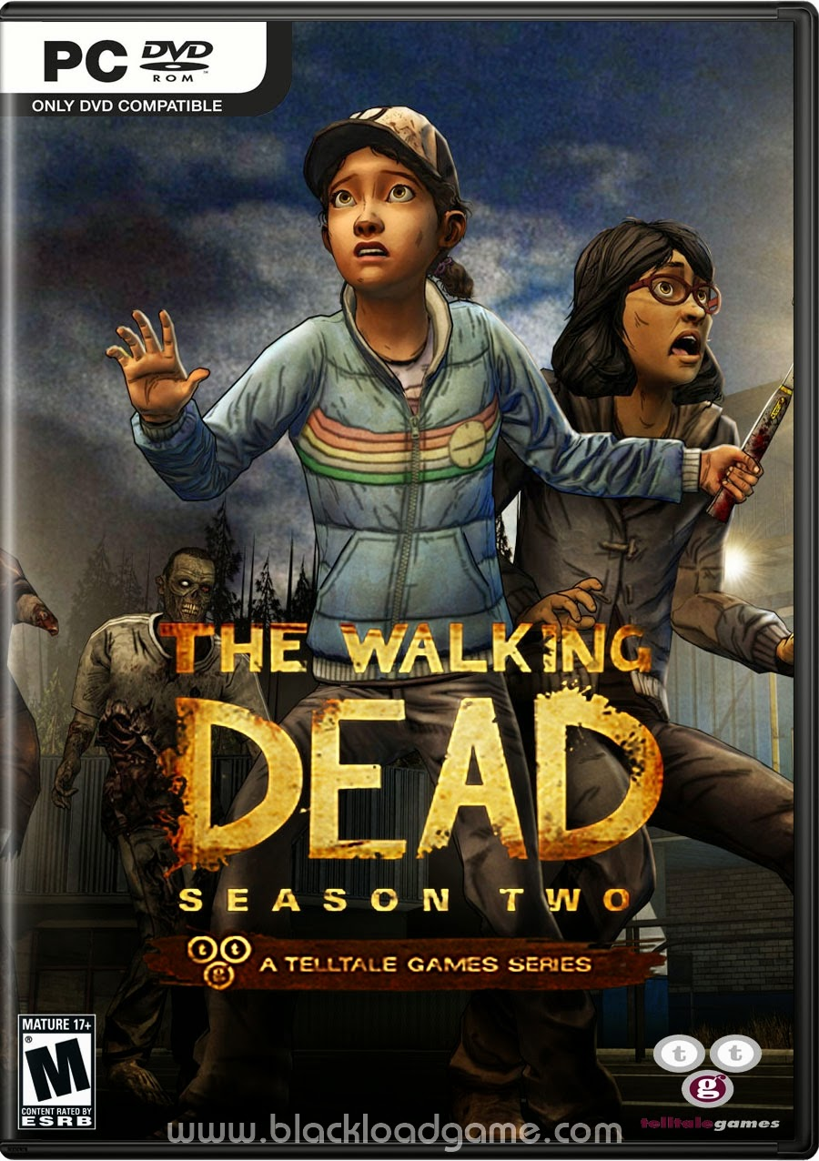 THE WALKING DEAD SEASON 2 - EPISODE 4